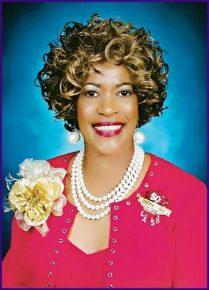 Cynthia Giddens Hunter, Chapter President